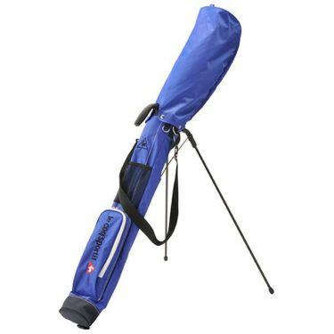 ルコック Le coq sportif メンズ フード付き セルフスタンド クラブケース QQBPJA32 BL00 ブルー