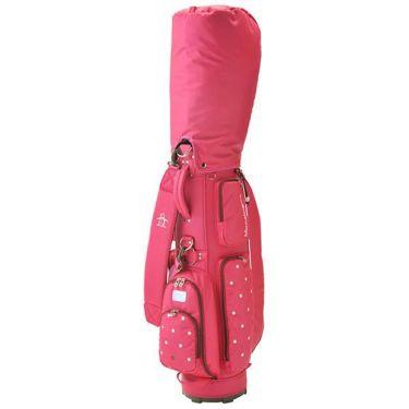 マンシングウェア Munsingwear レディース 軽量 キャディバッグ MQCPJJ02 PK00 ピンク