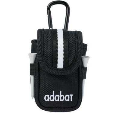 アダバット adabat メンズ ボールポーチ ABY408 BK ブラック