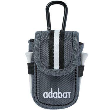 アダバット adabat メンズ ボールポーチ ABY408 CH チャコール