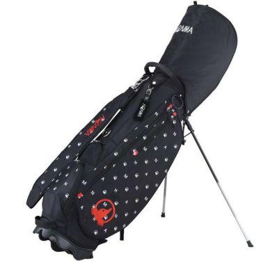 本間ゴルフ 軽量 ユニセックス スタンド キャディバッグ CB-12010 BK ブラック 2020年モデル ブラック(BK)