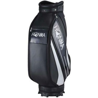 本間ゴルフ スポーツモデル メンズ キャディバッグ CB-12016 BK/BK ブラック/ブラック 商品詳細2