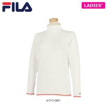 フィラ FILA レディース 長袖 ハイネック インナーシャツ 799-595