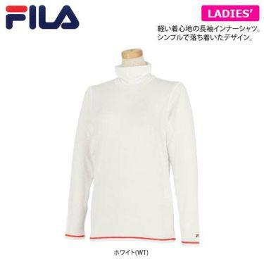 フィラ FILA レディース 長袖 ハイネック インナーシャツ 799-595 商品詳細3