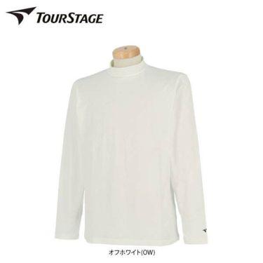 ツアーステージ TOURSTAGE メンズ 裏起毛 長袖 ハイネックシャツ QTMF1F