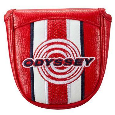 オデッセイ Authentic Neo Mallet Putter Cover M オーセンティック ネオ マレット メンズ パター カバー 20 JM 5520054 レッド