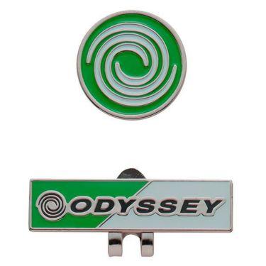 オデッセイ メンズ Logo Marker ロゴ マーカー 20 JM 5920355 グリーン