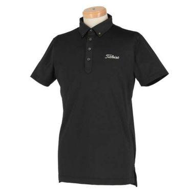 タイトリスト Titleist メンズ 半袖 ボタンダウン ポロシャツ TSMC1900 2019年モデル 商品詳細2