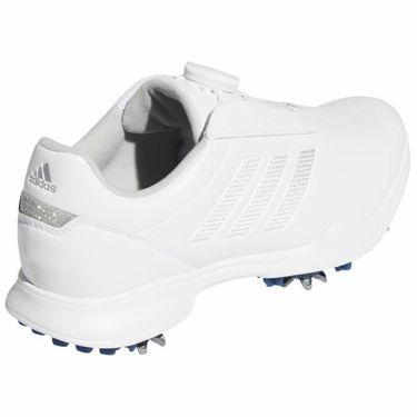 アディダス adidas ドライバー ボア 3 レディース ソフトスパイク ゴルフシューズ EE9348 2020年モデル 商品詳細4