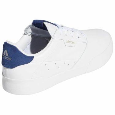 アディダス adidas ウィメンズ アディクロス レトロ レディース スパイクレス ゴルフシューズ EG9061 2020年モデル 商品詳細4