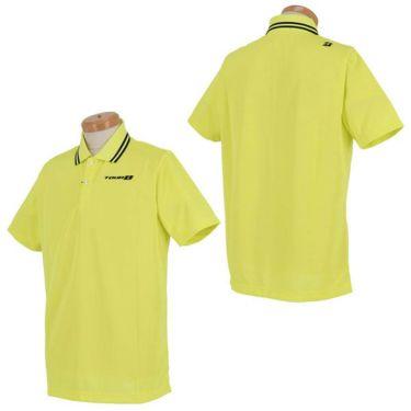 ブリヂストンゴルフ TOUR B メンズ ロゴ刺繍 メッシュ生地 半袖 ポロシャツ NGM01A 2019年モデル 商品詳細8