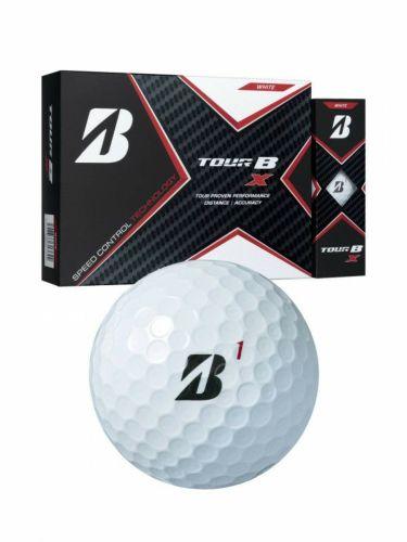 ブリヂストン TOUR B X ツアーB エックス 2020年モデル ゴルフボール 1ダース(12球入り) 商品詳細2
