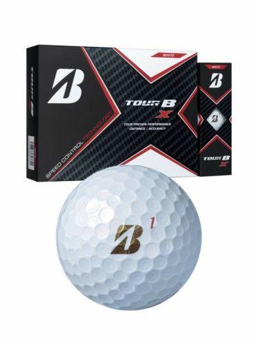 ブリヂストン TOUR B X ツアーB エックス 2020年モデル ゴルフボール 1ダース(12球入り) 商品詳細3