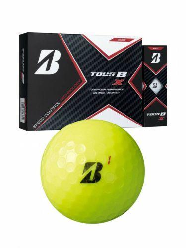 ブリヂストン TOUR B X ツアーB エックス 2020年モデル ゴルフボール 1ダース(12球入り) 商品詳細4