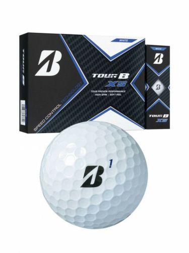 ブリヂストン TOUR B XS ツアーB エックスエス 2020年モデル ゴルフボール 1ダース(12球入り) 商品詳細2