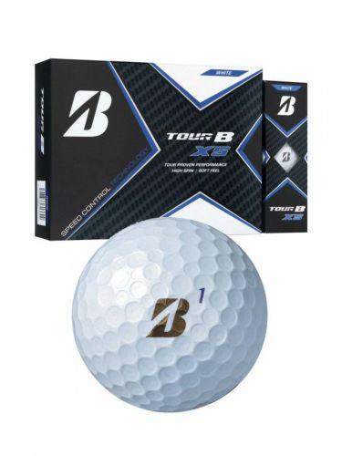ブリヂストン TOUR B XS ツアーB エックスエス 2020年モデル ゴルフボール 1ダース(12球入り) 商品詳細3
