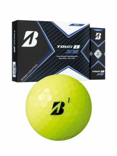 ブリヂストン TOUR B XS ツアーB エックスエス 2020年モデル ゴルフボール 1ダース(12球入り) 商品詳細4