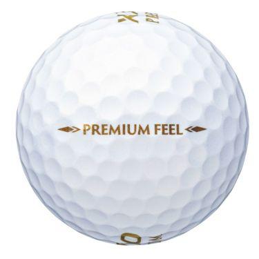 ダンロップ XXIO PREMIUM ゼクシオ プレミアム 2020年モデル ゴルフボール ロイヤルゴールド 1ダース(12球入り) 商品詳細3