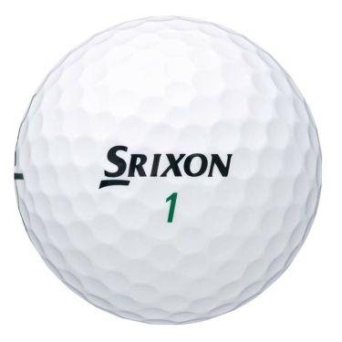 ダンロップ スリクソン TRI-STAR トライスター 2020年モデル ゴルフボール 1ダース(12球入り) ホワイト 商品詳細2