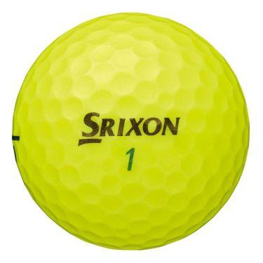 ダンロップ スリクソン TRI-STAR トライスター 2020年モデル ゴルフボール 1ダース(12球入り) プレミアムパッションイエロー 商品詳細2