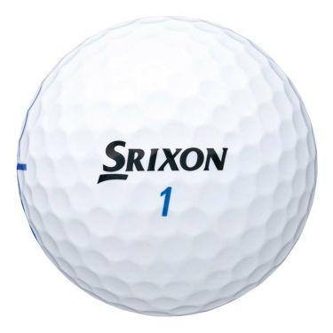 ダンロップ スリクソン AD SPEED ADスピード 2020年モデル ゴルフボール 1ダース(12球入り) ホワイト 商品詳細2