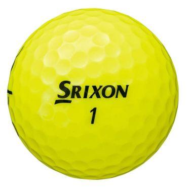 ダンロップ スリクソン AD SPEED ADスピード 2020年モデル ゴルフボール 1ダース(12球入り) パッションイエロー 商品詳細2