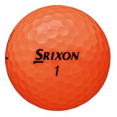 ダンロップ スリクソン AD SPEED ADスピード 2020年モデル ゴルフボール 1ダース(12球入り) パッションオレンジ 商品詳細2