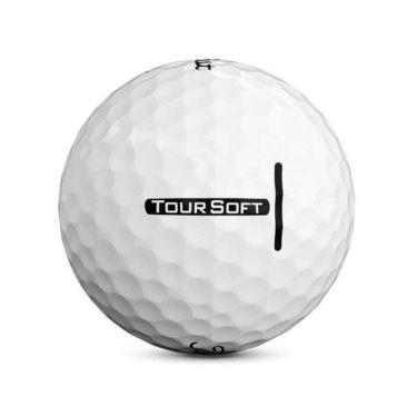 タイトリスト TOUR SOFT ツアーソフト 2020年モデル ゴルフボール 1ダース(12球入り) ホワイト 商品詳細4