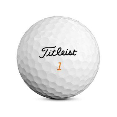 タイトリスト VELOCITY ベロシティ 2020年モデル ゴルフボール 1ダース(12球入り) ホワイト 商品詳細3