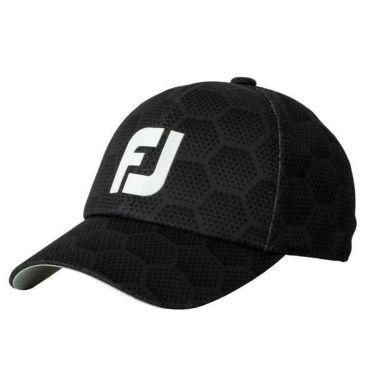 フットジョイ FootJoy メンズ HEX クーリングキャップ FJHW2007 BK ブラック 2020年モデル