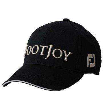 フットジョイ FootJoy メンズ ベーシックキャップ FJHW2009 BK ブラック 2020年モデル