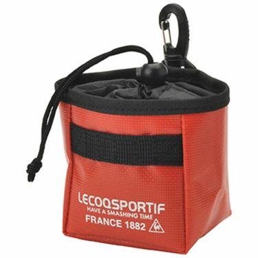 ルコック Le coq sportif メンズ ボールホルダー QQBPJX60 RD00 レッド 2020年モデル