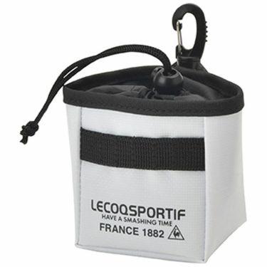 ルコック Le coq sportif メンズ ボールホルダー QQBPJX60 WH00 ホワイト 2020年モデル