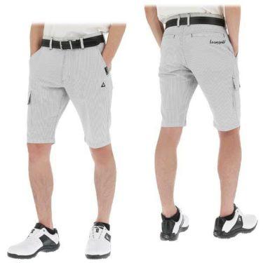 ルコック Le coq sportif メンズ サッカー生地 ギンガムチェック ショートパンツ QGMNJD51 2019年モデル 商品詳細7