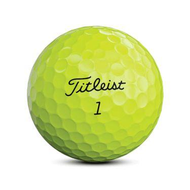 タイトリスト AVX ゴルフボール 2020年モデル 1ダース(12球入り) イエロー 商品詳細2