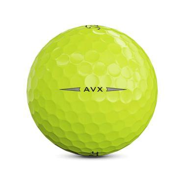 タイトリスト AVX ゴルフボール 2020年モデル 1ダース(12球入り) イエロー 商品詳細3