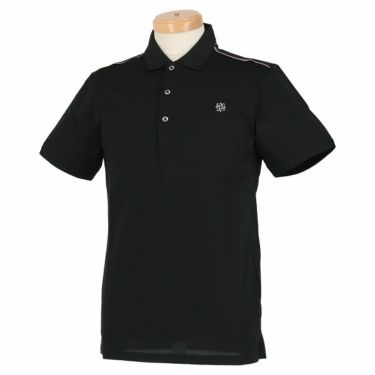 セントアンドリュース St ANDREWS メンズ ロゴ刺繍 半袖 ポロシャツ 042-9160251 2019年モデル 商品詳細2