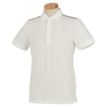 セントアンドリュース St ANDREWS メンズ ロゴ刺繍 半袖 ポロシャツ 042-9160251 2019年モデル 商品詳細3