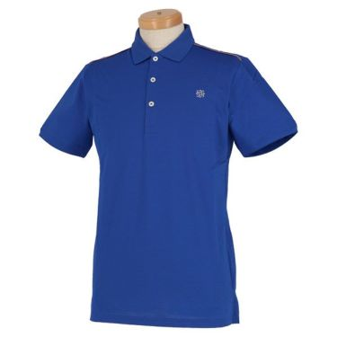 セントアンドリュース St ANDREWS メンズ ロゴ刺繍 半袖 ポロシャツ 042-9160251 2019年モデル 商品詳細4