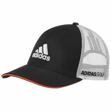 アディダス adidas メンズ 立体ロゴ刺繍 ツアー メッシュ キャップ GUX63 FM3046 ブラック 2020年モデル
