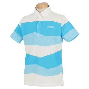 タイトリスト Titleist メンズ カラーブロック 半袖 ポロシャツ TSMC1925 2019年モデル 商品詳細2