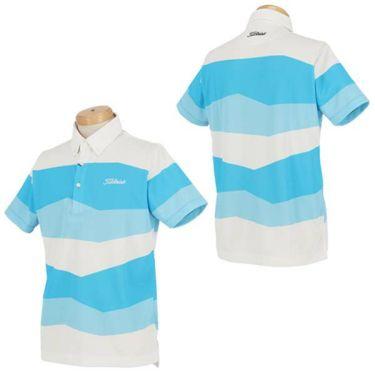 タイトリスト Titleist メンズ カラーブロック 半袖 ポロシャツ TSMC1925 2019年モデル 商品詳細6