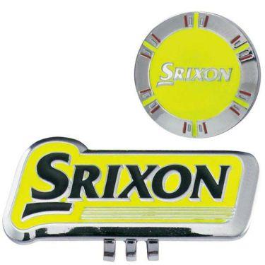 スリクソン SRIXON クリップマーカー GGF-15334 イエロー 2020年モデル