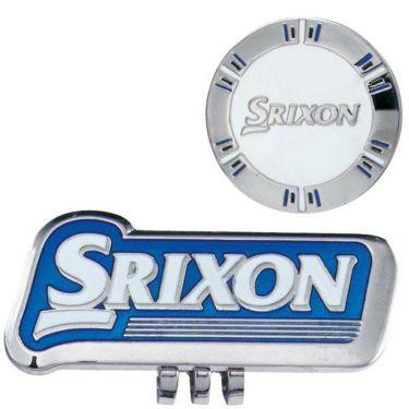 スリクソン SRIXON クリップマーカー GGF-15334 ブルー 2020年モデル
