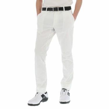 【ss特価】△アディダス adidas メンズ シャンブレー テーパード ロングパンツ GLD20 2020年モデル [裾上げ対応1] ホワイト(FJ6400)