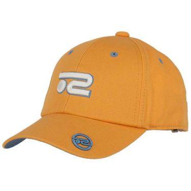 ロサーセン Rosasen 立体ロゴ刺繍 ツイル メンズ キャップ 046-52231 34 オレンジ 2020年モデル