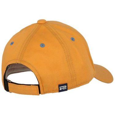 ロサーセン Rosasen 立体ロゴ刺繍 ツイル メンズ キャップ 046-52231 34 オレンジ 2020年モデル 商品詳細2