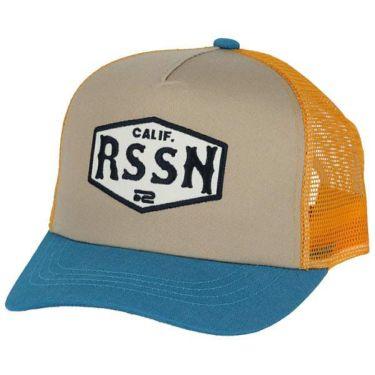 ロサーセン Rosasen ツイル メッシュ メンズ キャップ 046-52332 53 ベージュ 2020年モデル