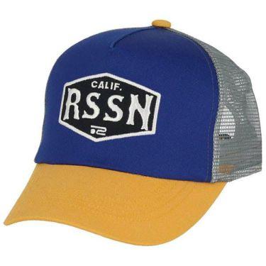 ロサーセン Rosasen ツイル メッシュ メンズ キャップ 046-52332 97 ブルー 2020年モデル