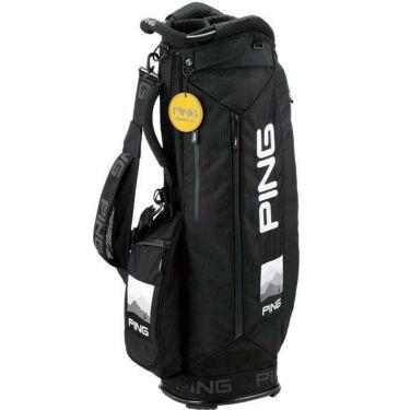 ピン PING メンズ マウンテンシリーズ キャディバッグ CB-P201 35076-01 Black 2020年モデル